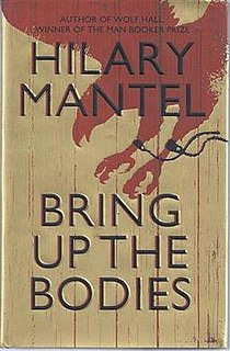 <i>Bring Up the Bodies</i> historical novel