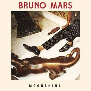 Moonshine (Bruno Mars song) - Image: Bruno mars moonshine