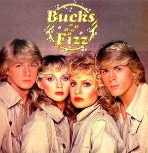 Bucks Fizz (album) - Image: Bucks Fizz 1981