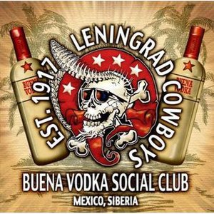 Buena Vodka Social Club - Image: Buena vodka social club