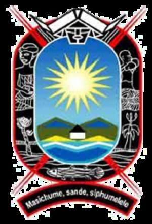 Buffalo City Metropolitan Municipality - Image: Buffalo City Co A