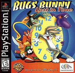 Bugs Bunny - Lost in Time (game box art).jpg
