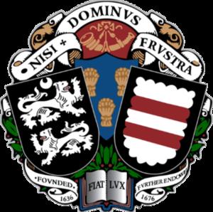 Calday Grange Grammar School - Image: Calday Grange Grammar School Crest