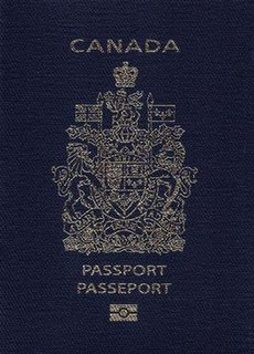 Canadian passport Passport issued to citizens of Canada