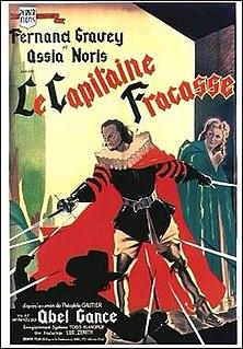 <i>Captain Fracasse</i> (1943 film)