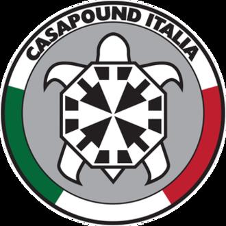 CasaPound - Image: Casa Pound Italia