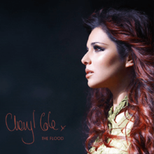 Cheryl Cole - The Flood (Official Single Cover).png