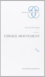 <i>Cinema 1: The Movement Image</i>