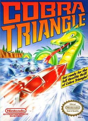 Cobra Triangle - Image: Cobratriangle