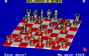 Colossus Chess - Colossus Chess X on PC