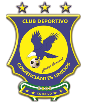 Comerciantes Unidos - Image: Comerciantes Unidos Logo