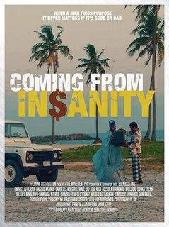 <i>Coming from Insanity</i> 2019 Nigerian crime drama film