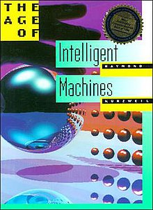 Cover of The Age of Intelligent Machines by Ray Kurzweil.jpg