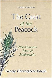 <i>The Crest of the Peacock</i>