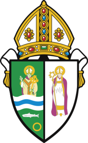 Diocese of Glasgow and Galloway - Image: Crest glasgow