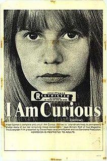 <i>I Am Curious (Yellow)</i> 1967 film by Vilgot Sjöman