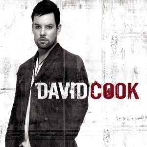 David Cook (album) - Image: DAVID COOK ALBUM COVER