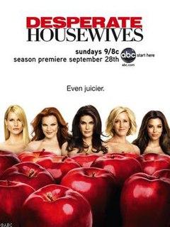 <i>Desperate Housewives</i> (season 5) Season of television series