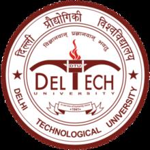 DTU, Delhi Official Logo.png
