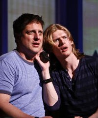 Dan and Terry from The Kid musical.jpg