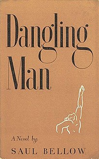 <i>Dangling Man</i> novel by Saul Bellow