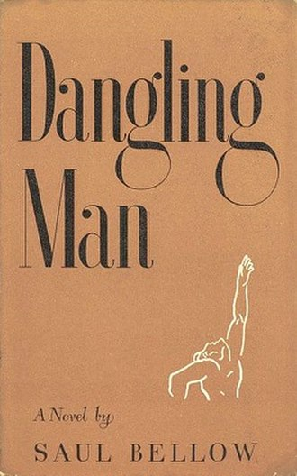Dangling Man - First edition cover