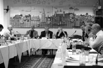 Dartmouth Conferences (peace) - A meeting of a Dartmouth Task Force in Moscow, 2008