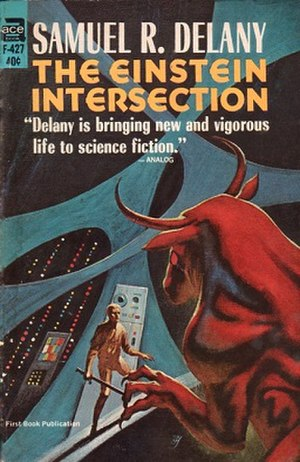The Einstein Intersection - First edition (paperback)
