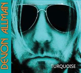 <i>Turquoise</i> (album) 2013 studio album by Devon Allman