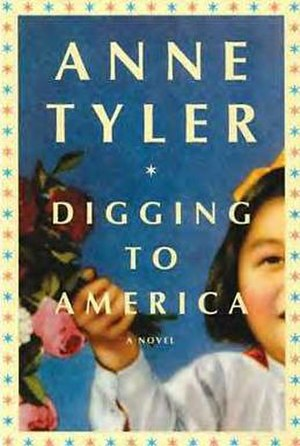 Digging to America - First edition