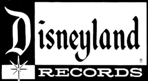 Walt Disney Records - Disneyland Records logo