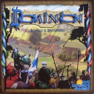 Dominion (card game) - Image: Dominion game