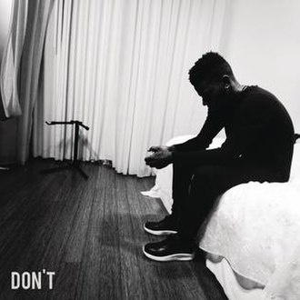Bryson Tiller - Don't (studio acapella)