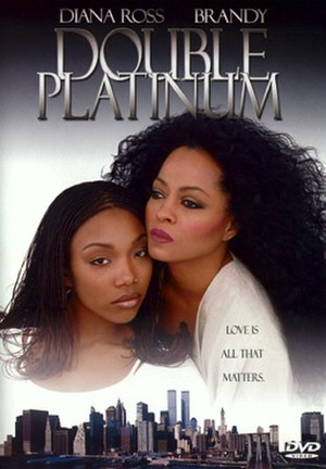 Double Platinum (film) - DVD cover