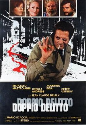 Double Murder - Film poster
