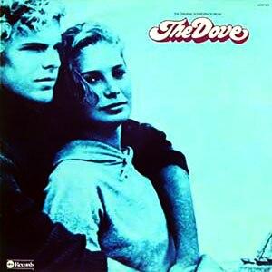 The Dove (1974 film) - Soundtrack cover