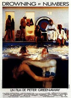 <i>Drowning by Numbers</i> 1988 film by Peter Greenaway