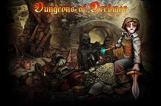 <i>Dungeons of Dredmor</i> video game