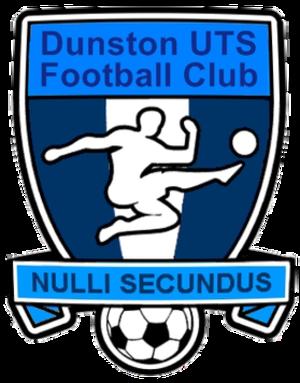 Dunston UTS F.C. - Image: Dunston UTS F.C. logo