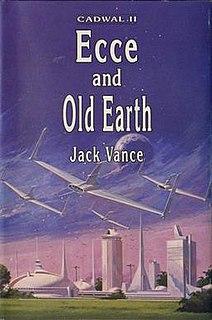 <i>Ecce and Old Earth</i> 1991 science fiction novel