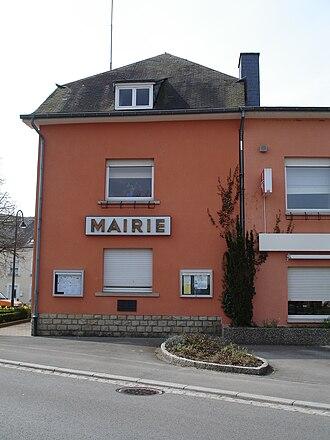 Eischen - Town administration