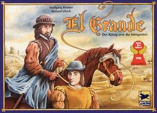 <i>El Grande</i> Board game