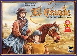 El Grande - Image: El Grande