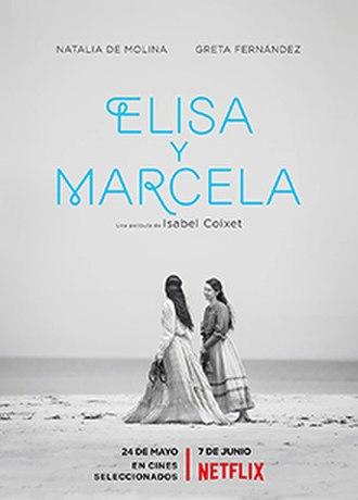 Elisa & Marcela - Film poster