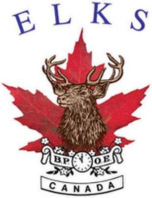 Elks of Canada - Older logo