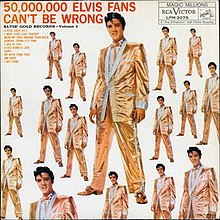 Elvis' Gold Records, Vol. 2 original LP cover.jpg