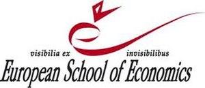 European School of Economics - Image: European School of Economics logo