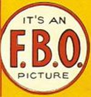 Film Booking Offices of America - FBO logo from 1924–25