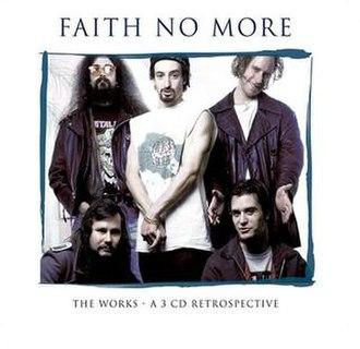 The Works (Faith No More album) - Image: Faith No More The Works