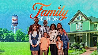 <i>Family Reunion</i> (TV series) 2019 American comedy web television series